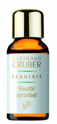 GERTRAUD GRUBER Exquisit Hautöl sensibel 20 ml