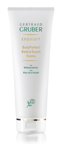 GERTRAUD GRUBER Exquisit BodyPerfect Bade & Duschcreme 250 ml