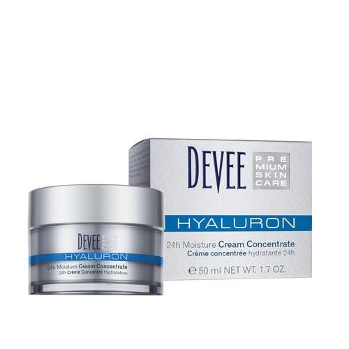 DEVEE Hyaluron 24h Moisture Cream Concentrate 50 ml
