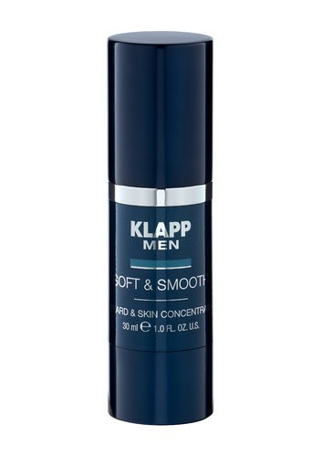 Klapp Men Soft & Smooth - Beard & Skin Concentrate 30 ml