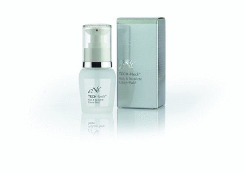 CNC aesthetic world Tech-Neck Hals & Decollete Creme-Fluid, 30 ml