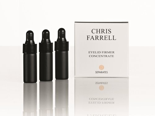 CHRIS FARRELL Separates Eyelid Firmer Concentrates 3x4ml