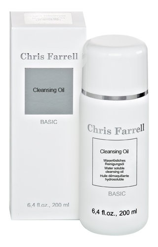 CHRIS FARRELL Basic Line Cleansing Oil 200 ml