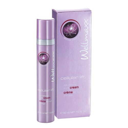 WELLMAXX Cellular Lift age defense night cream 50 ml