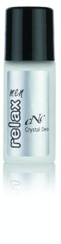 CNC men relax Crystal Deo Roll-On, 50 ml