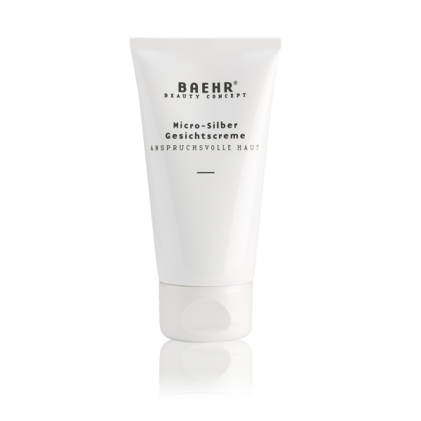 BAEHR BEAUTY CONCEPT Micro-Silber Peeling 50 ml