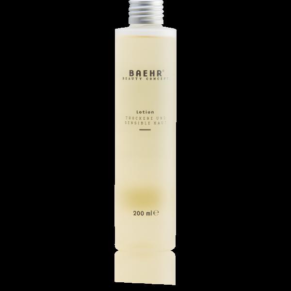 BAEHR BEAUTY CONCEPT Lotion für trockene und sensible Haut 200 ml