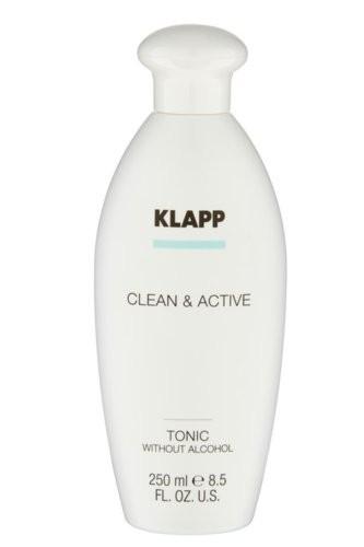 Klapp Clean & Active Tonic without Alcohol