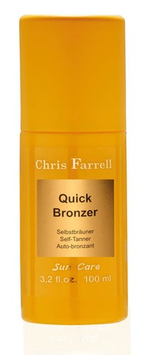 CHRIS FARRELL Sun Care Quick Bronzer 100 ml
