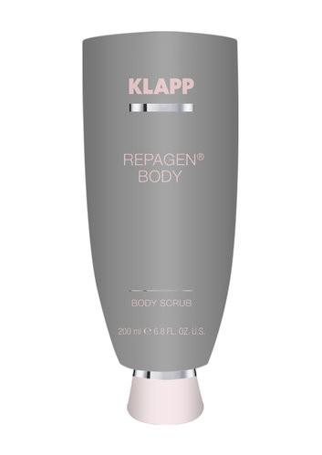 Klapp Repagen Body - Body Scrub 200 ml