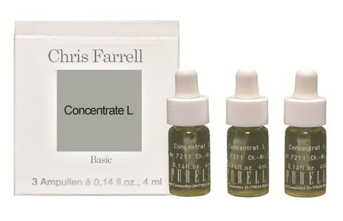 CHRIS FARRELL Basic Line Concentrate L 3x4ml