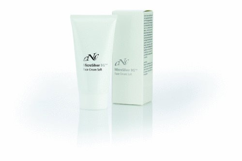 CNC MicroSilver BG™ Face Cream Soft, 50 ml
