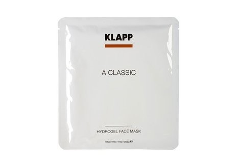 Klapp A Classic Hydrogel Face Mask 3 Stk.