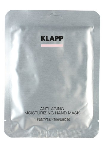 Klapp Anti-Aging Moisturizing Hand Mask 3er Set