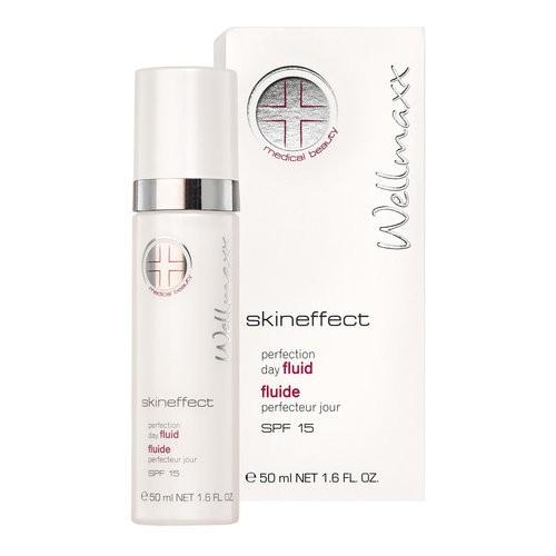 WELLMAXX Skineffect perfection day Fluid SPF 15, 50 ml