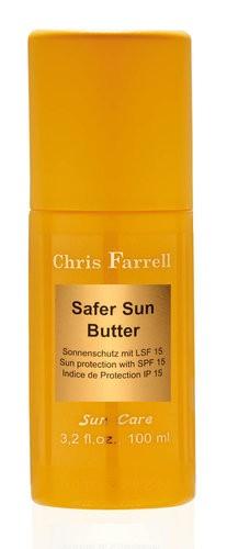 CHRIS FARRELL Sun Care Safer Sun Butter 100 ml