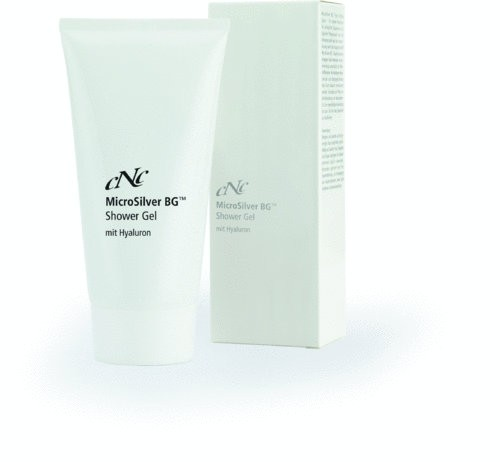 CNC MicroSilver BG™ Shower Gel, 200 ml