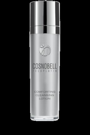 COSNOBELL Teloplatin COMFORTING CLEANSING LOTION 140 ml