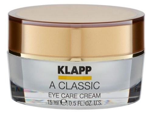 Klapp A Classic Eye Care Cream 15 ml