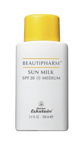 Doctor Eckstein Beautipharm® Sun Milk SPF 20 Medium 150 ml