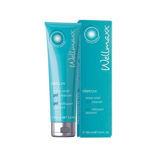 WELLMAXX Detox stress relief gel cleanser 150 ml