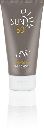 CNC Sun Face Cream, SPF 50, 50 ml