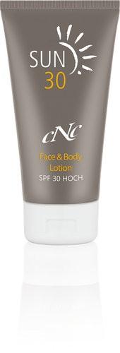 CNC Sun Face & Body Lotion SPF30, 150 ml