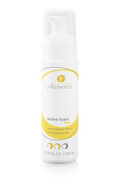 AESTHETICO active foam 200ml