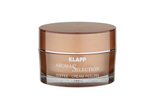 Klapp Aroma Selection Coffee - Cream Peeling 50 ml