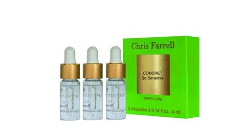 CHRIS FARRELL Green Line Concret So Sensitive 3x4ml