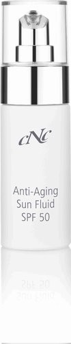 CNC aesthetic world Anti-Aging Sun Fluid SPF 50, 30 ml