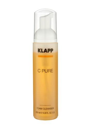 Klapp C Pure Foam Cleanser 200 ml