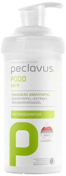 Peclavus PODOcare Fußcreme Granatapfel 500 ml