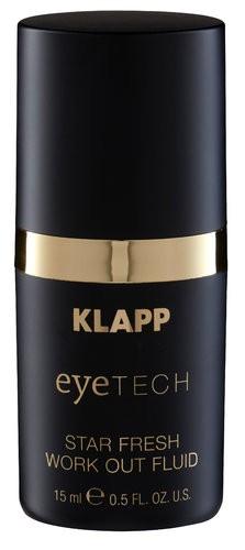 Klapp eyeTECH Star Fresh Work Out Fluid 15 ml