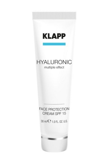 Klapp Hyaluronic Face Protection SPF 15, 30 ml