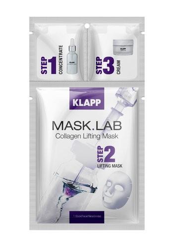 Klapp Mask Lab Collagen Lifting Mask 1 Stk.