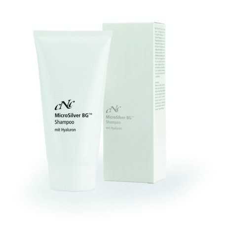 CNC MicroSilver BG™ Shampoo, 200 ml