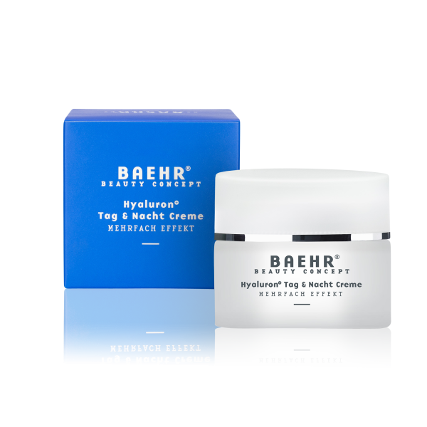 BAEHR BEAUTY CONCEPT - Hyaluron+ Tag & Nacht-Creme, 50ml