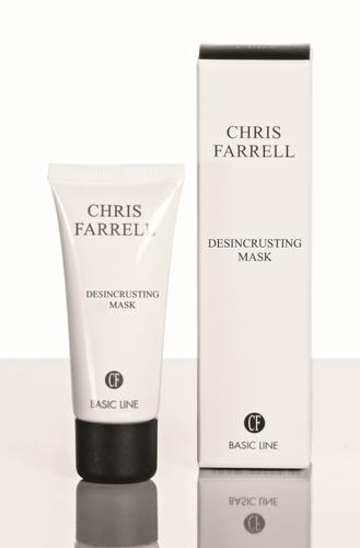 CHRIS FARRELL Basic Line Desincrusting Mask 50 ml